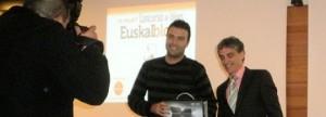 Biendealtura.com recibe el premio Euskalblog a la mejor bitácora de deportes