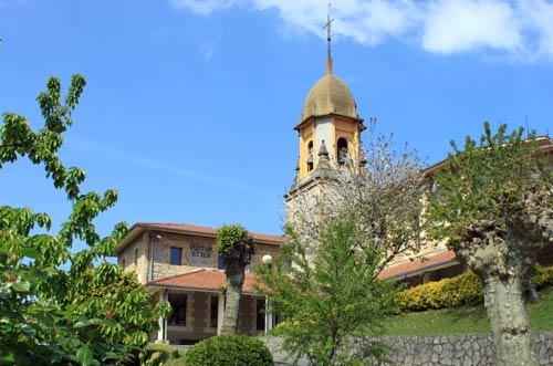 Iglesia de Maruri-Jatabe.
