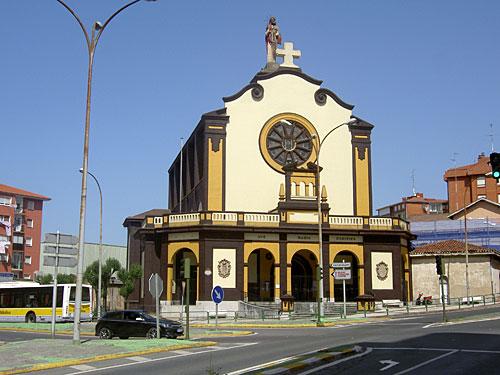 Iglesia del Sagrado Corazón de Jesús de Retuerto. De toda la vida...