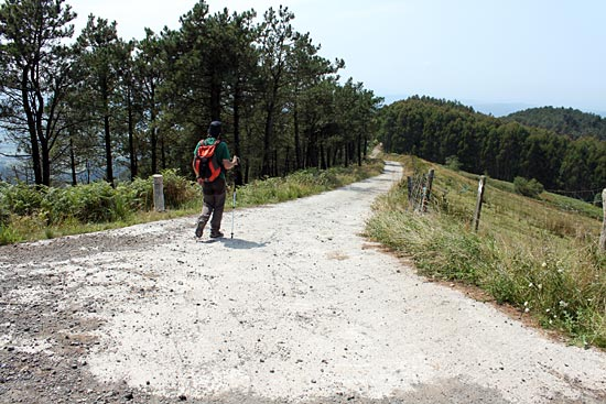 ¡De aquí a Meñaka, tal que 3 kilómetros!