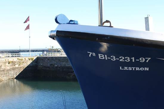 El puerto de Zierbena, récord Guinness de restaurantes por metro cuadrado.