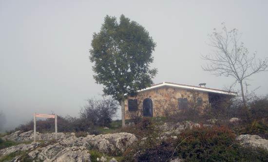 Refugio 'La Barenilla', a un paso del Eretza.