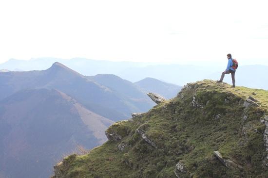 Las vistas desde el Eretza son de postal.