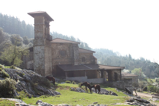 Monasterio de Santa Lucía del Yermo y compañía.