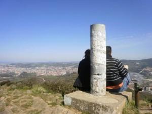 Pese a su escasa altura, las vistas son privilegiadas.