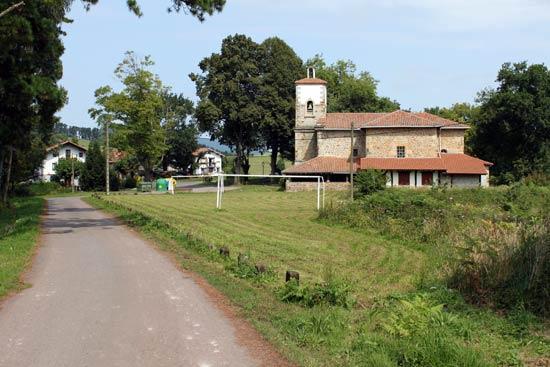 Zallobante, un pueblo de lo más elegante.