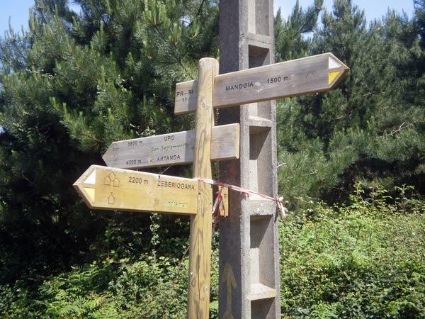 Camino de San Segismundo. Sansegis, para los amigos.