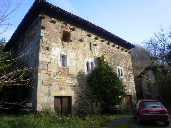 Aquí vivió Mario Banderizo.