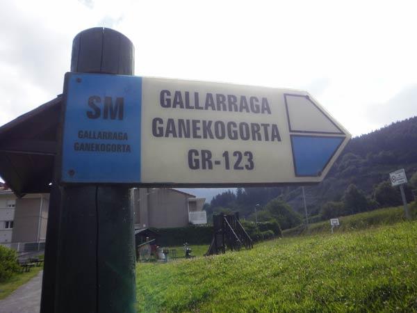 Monte Gallarraga, ¡allá vamos!