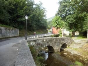 El arroyo Upo (¿cómo si no?).