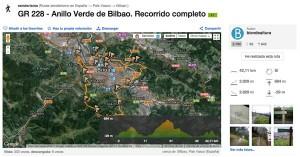 En Wikiloc publicamos los tracks para GPS. ¡Que no se pierda nadie!