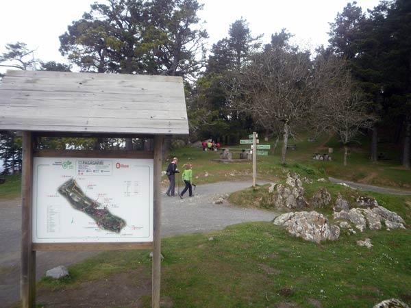 """El """"Paga"""". La joya de la corona de los montes bilbainos."""