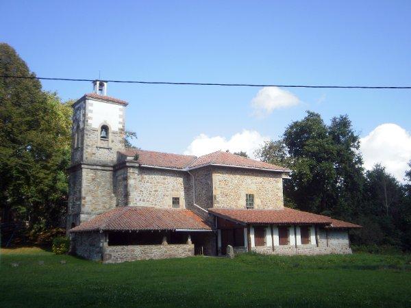 San Lorenzo de Zallobante.