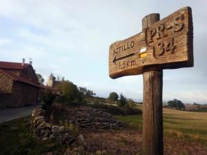 ¡Vamos camino de la localidad cántabra de Sotillo!