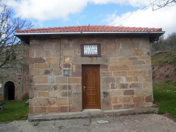 Vieja escuela de Arcera.