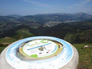 Ahora a jugar a reconocer los montes del entorno.