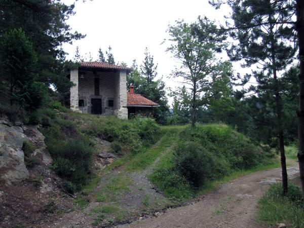 Bonita ermita esta de San Sebastián