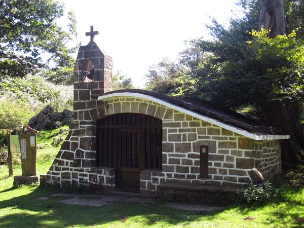 Ermita de San Ignacio de Belatxikieta, coqueta